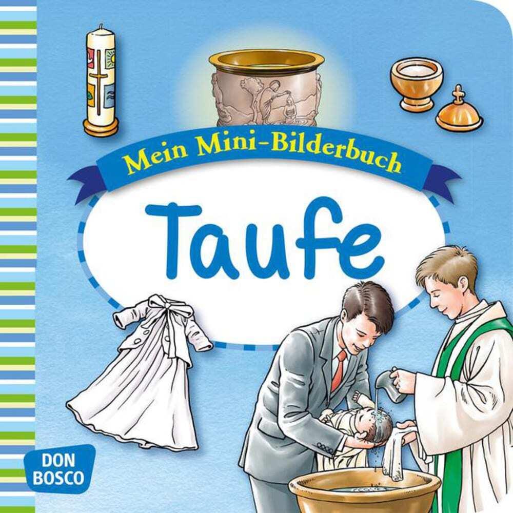 Mein Mini-Bilderbuch: Taufe als Buch von Esther Hebert, Gesa Rensmann