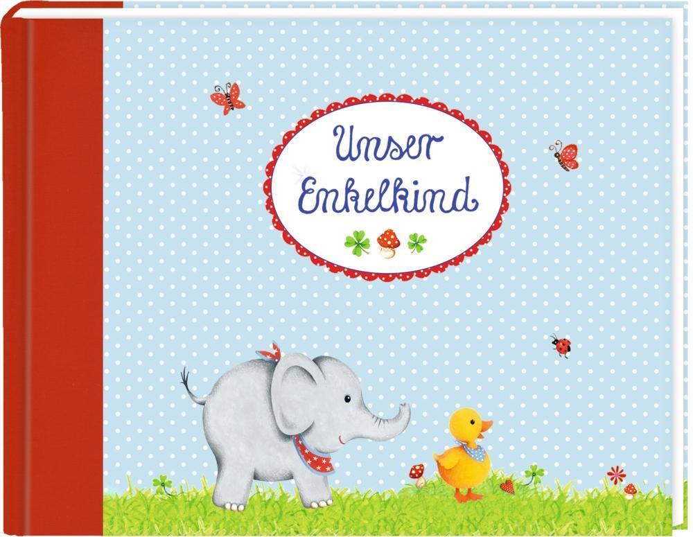 BabyGlück - Unser Enkelkind als Buch von