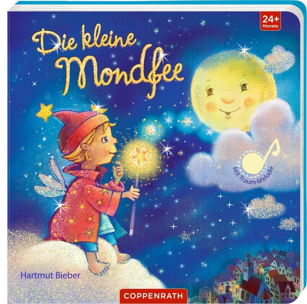 Die kleine Mondfee als Buch von Liane Hedlund