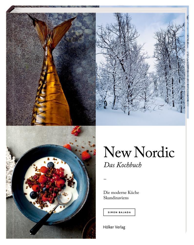New Nordic - Das Kochbuch als Buch von Simon Bajada