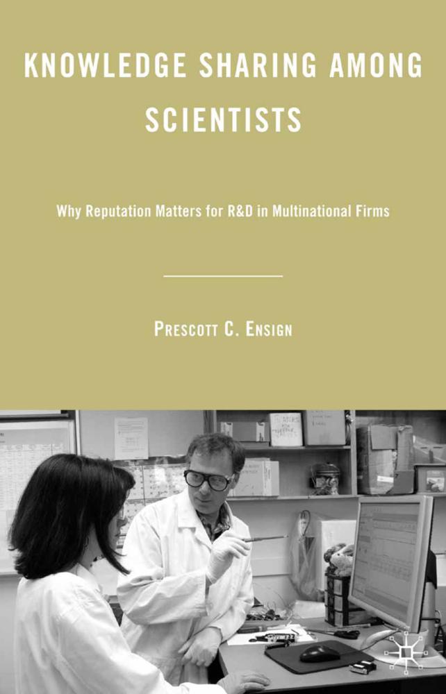 Knowledge Sharing among Scientists als Buch von...