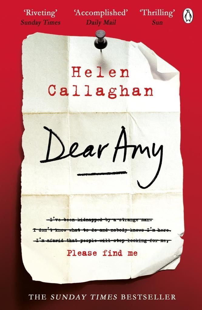 Dear Amy als eBook von Helen Callaghan