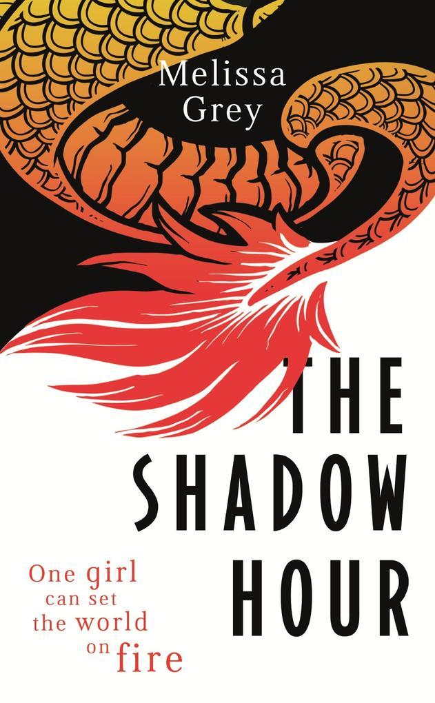 The Shadow Hour als eBook von Melissa Grey