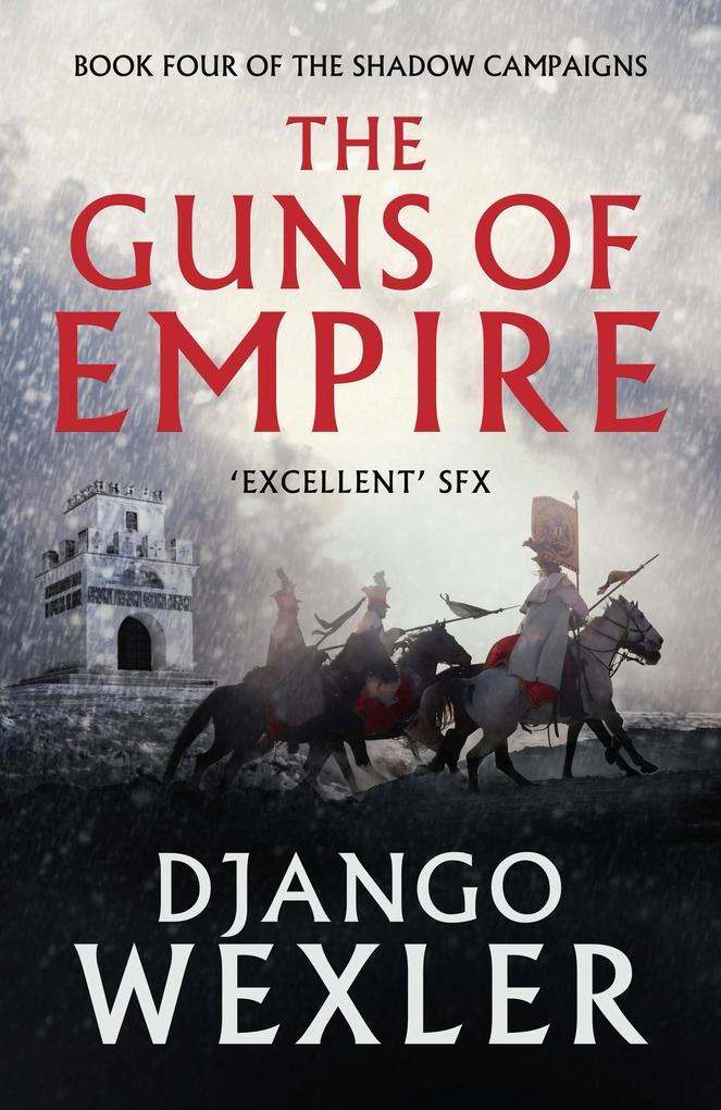 The Guns of Empire als eBook von Django Wexler