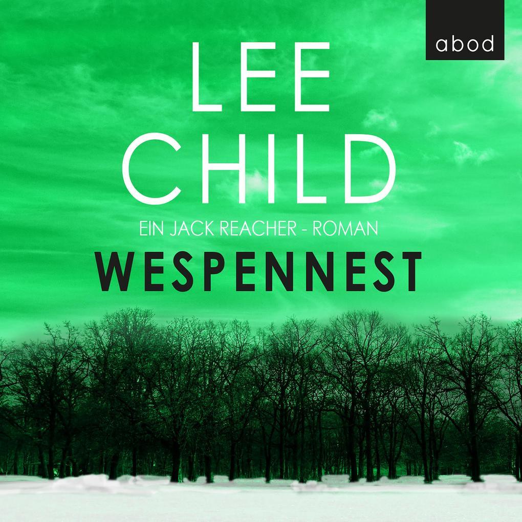Wespennest: Ein Jack-Reacher-Roman als Hörbuch Download - MP3 von