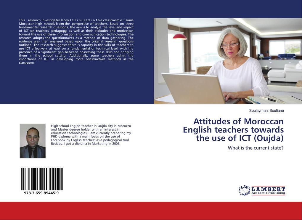 Attitudes of Moroccan English teachers towards ...