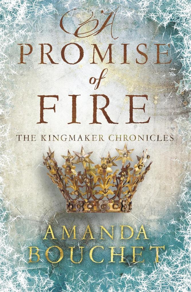 A Promise of Fire als eBook von Amanda Bouchet