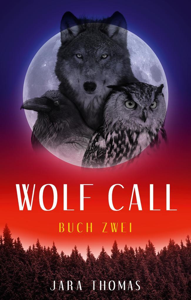 WOLF CALL als eBook von Jara Thomas