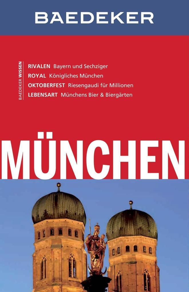 Baedeker Reiseführer München als eBook von Helmut Linde
