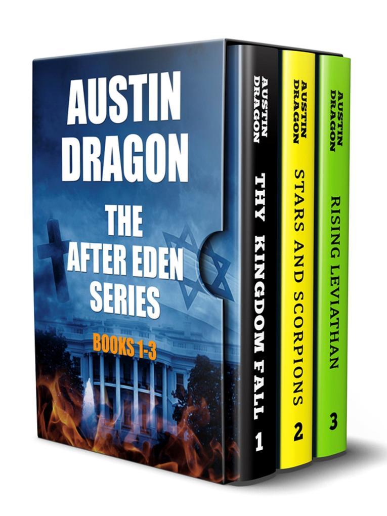 The After Eden Series Box Set (Books 1-3) als eBook von Austin Dragon