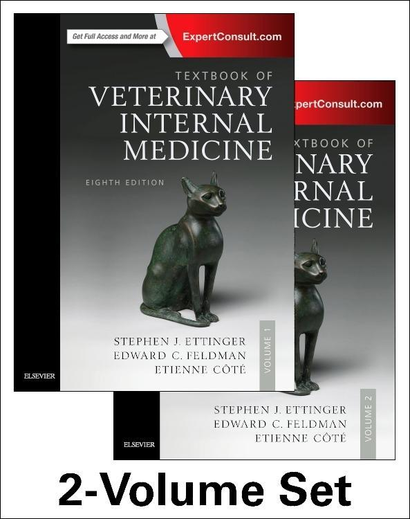 Textbook of Veterinary Internal Medicine Expert Consult als Buch von Stephen J. Ettinger, Edward C. Feldman, Etienne Cot