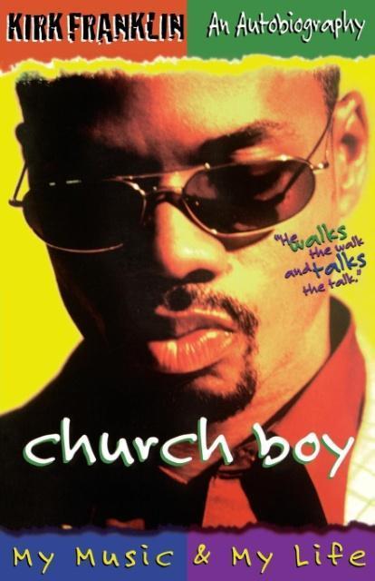 Church Boy als Taschenbuch von Kirk Franklin