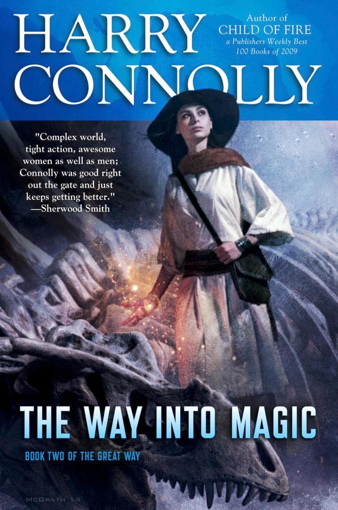 Way Into Magic als eBook von Harry Connolly