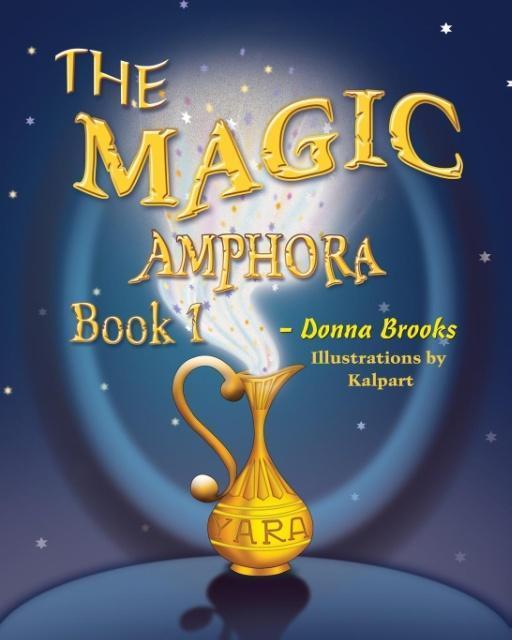 The Magic Amphora als Taschenbuch von Donna Brooks
