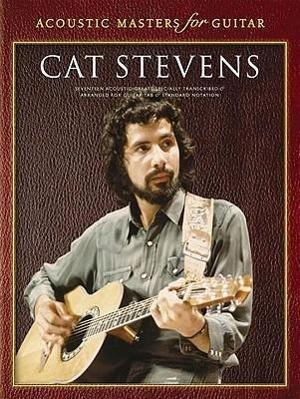 Acoustic Masters for Guitar als Taschenbuch von Cat Steven