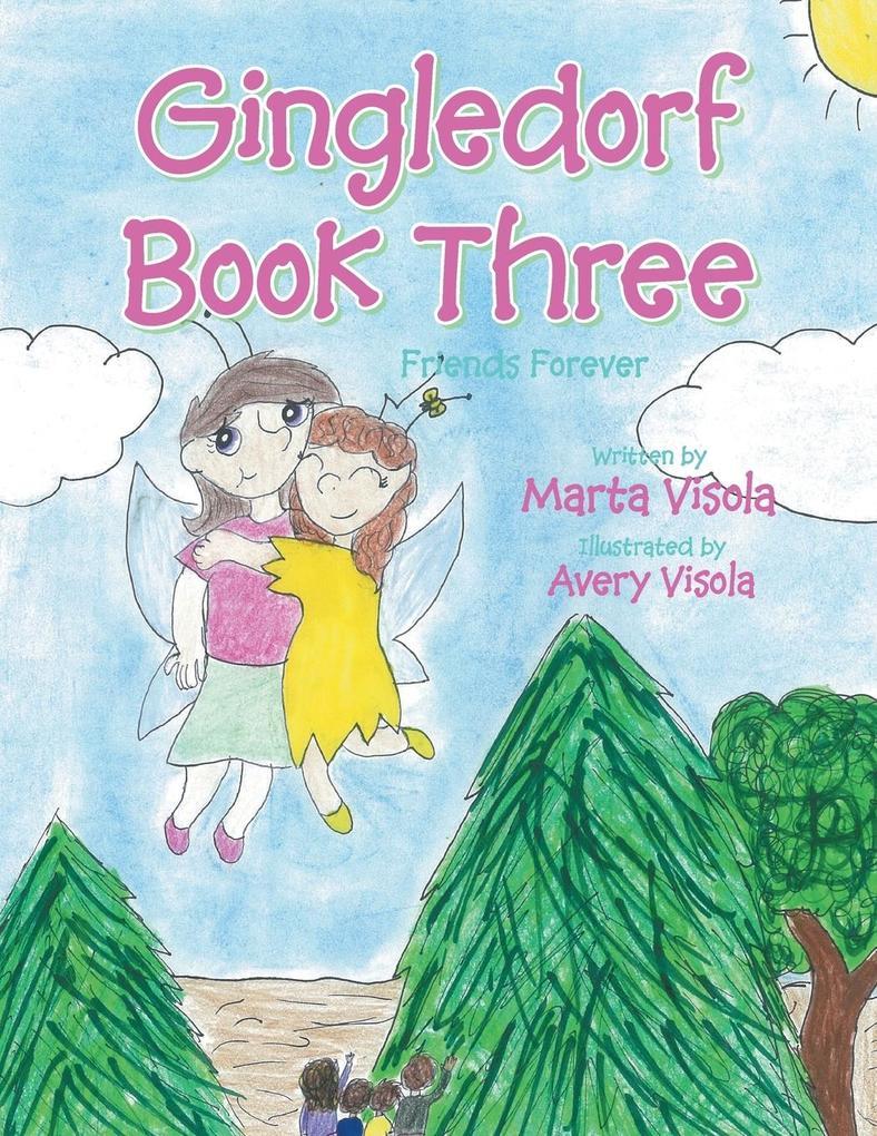 Gingledorf Book Three als Taschenbuch von Marta Visola