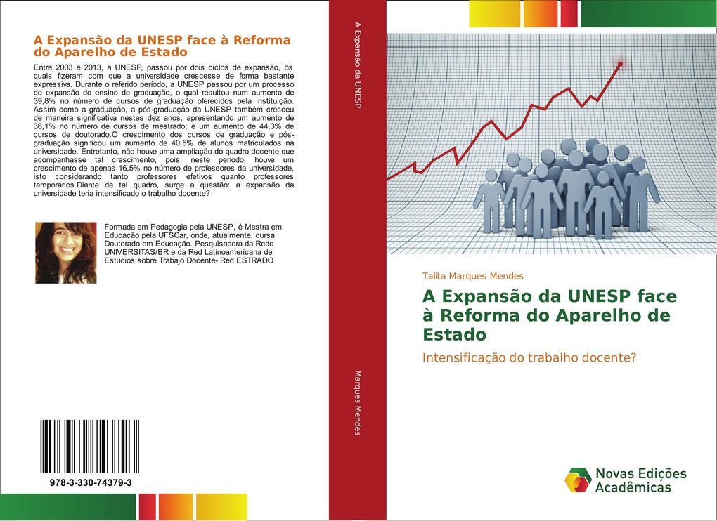 A Expansão da UNESP face à Reforma do Aparelho ...