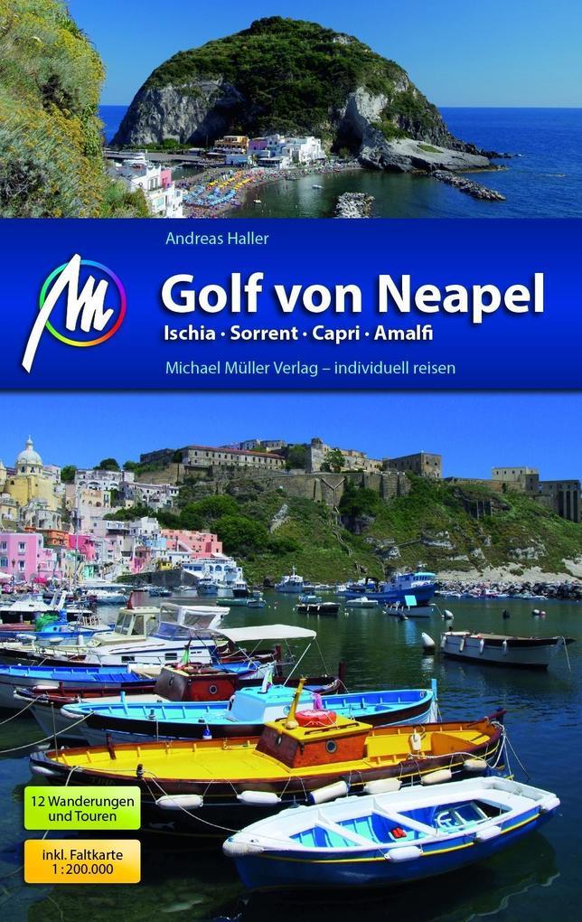 Golf von Neapel als Buch von Andreas Haller