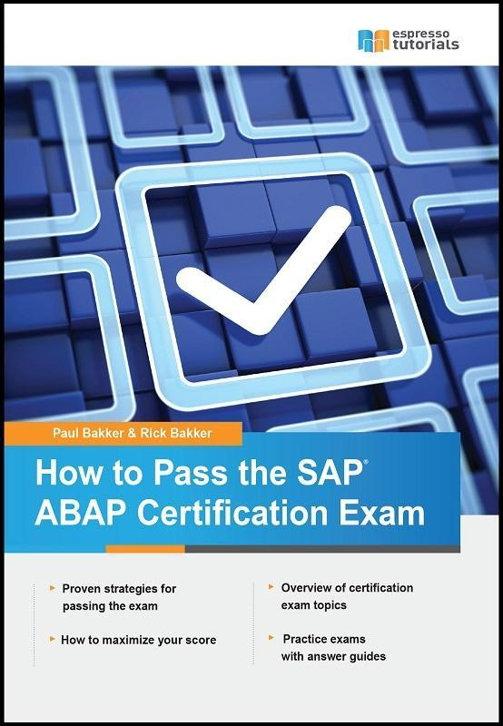 How to Pass the SAP ABAP Certification Exam als...