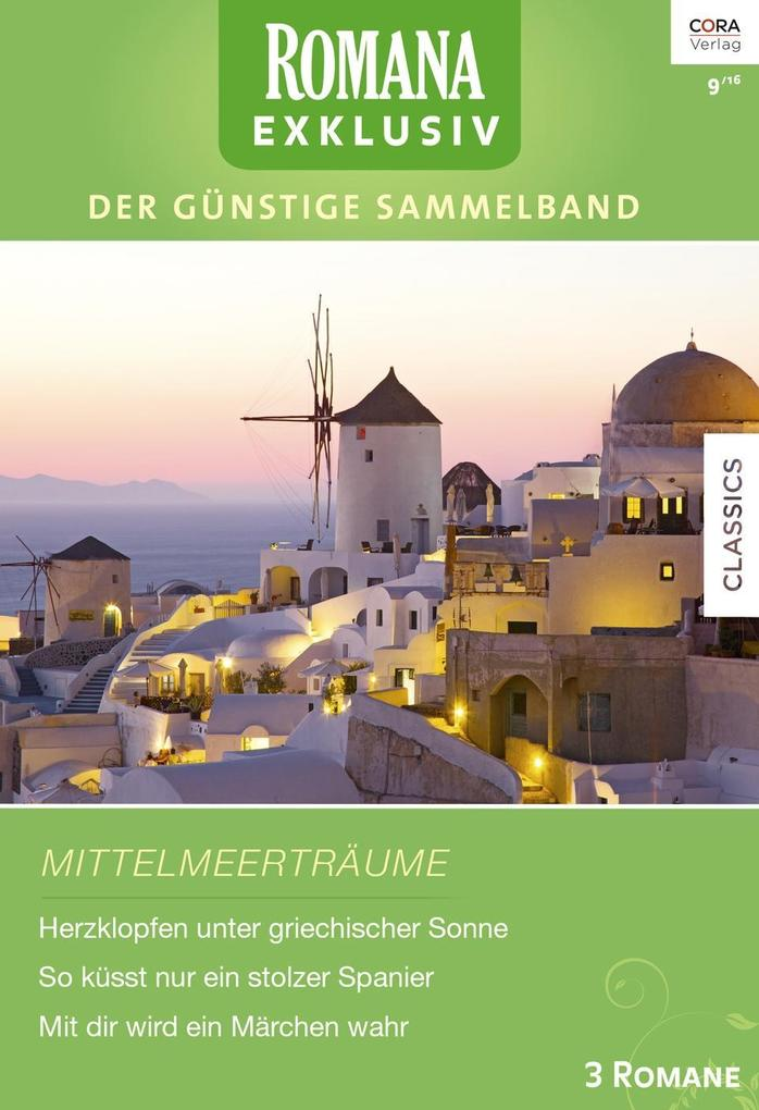 Romana Exklusiv Band 274 als eBook von Diana Hamilton, Sally Wentworth, Jane Waters