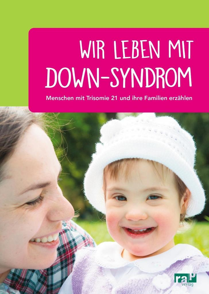 Wir leben mit Down-Syndrom als Buch von