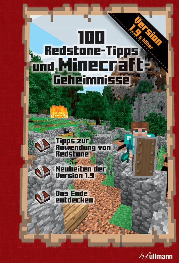 100 Redstone Tipps und Minecraft Geheimnisse als eBook von Stéphane Pilet