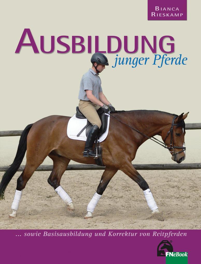 Ausbildung junger Pferde als eBook von Bianca  Rieskamp