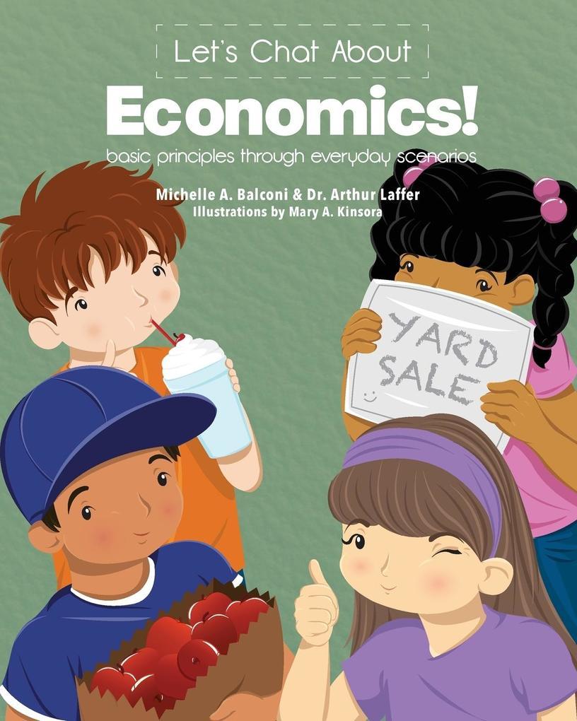 Let´s Chat About Economics! als Taschenbuch von...