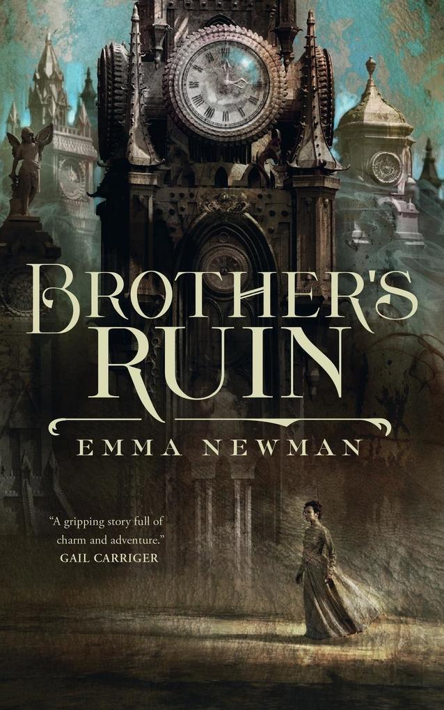 Brother's Ruin als Buch von Emma Newman