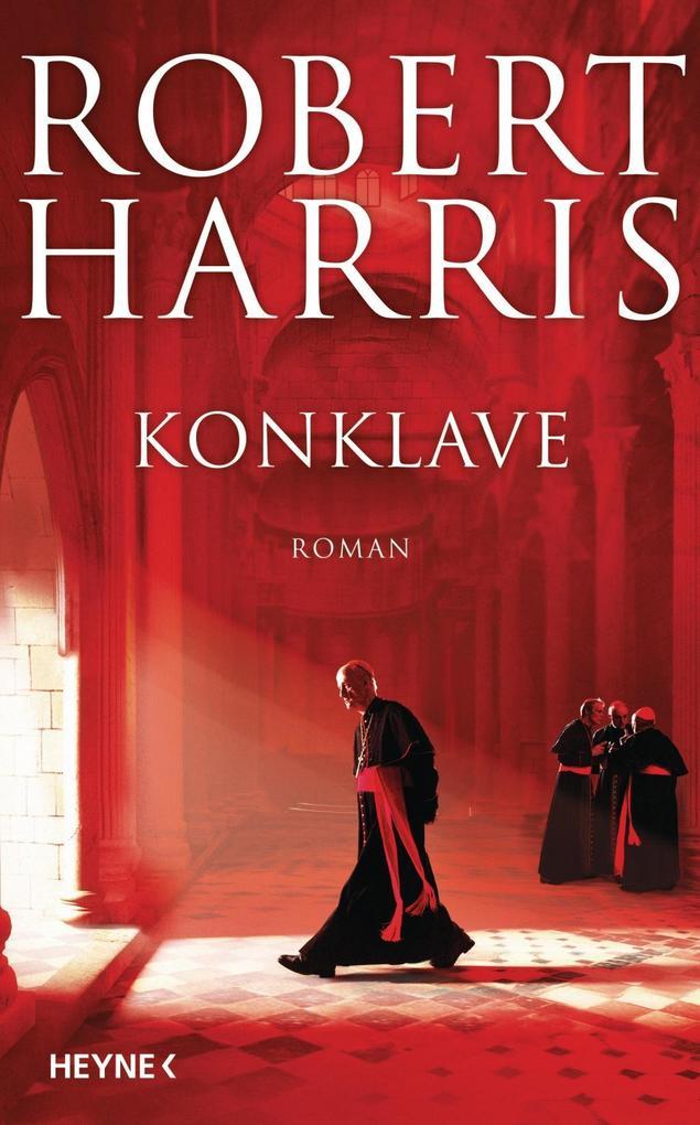 Konklave als Buch von Robert Harris