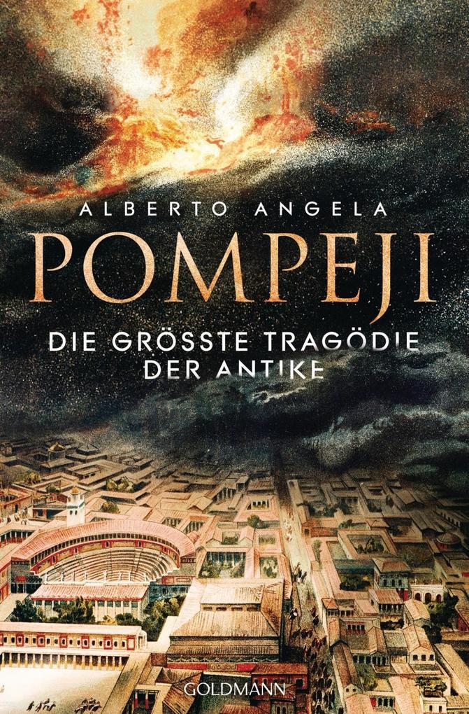 Pompeji als Buch von Alberto Angela