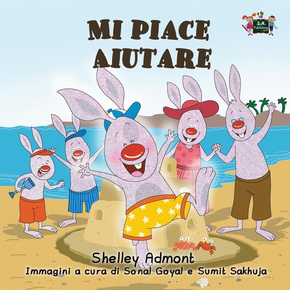 Mi piace aiutare als Taschenbuch von Shelley Admont, S. A. Publishing