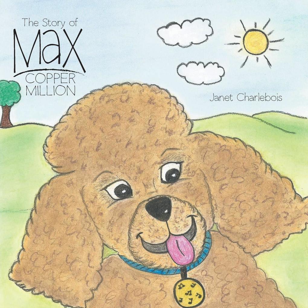 The Story of Max Copper Million als Taschenbuch von Janet Charlebois