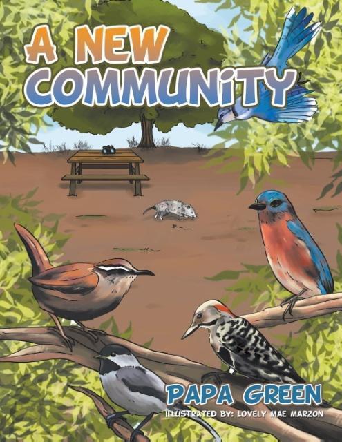 A New Community als Taschenbuch von Papa Green