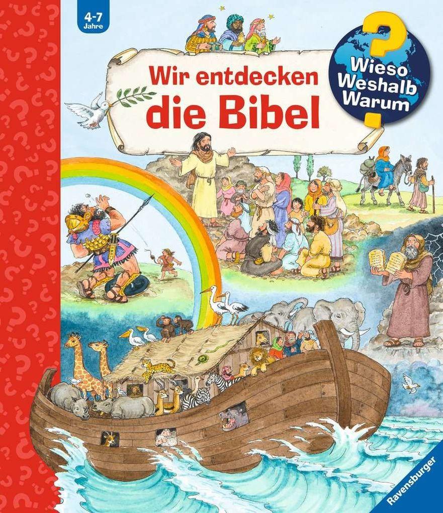Wir entdecken die Bibel als Buch von Andrea Erne
