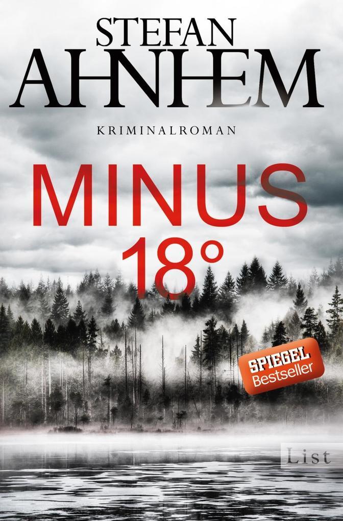 Minus 18 Grad als Buch von Stefan Ahnhem