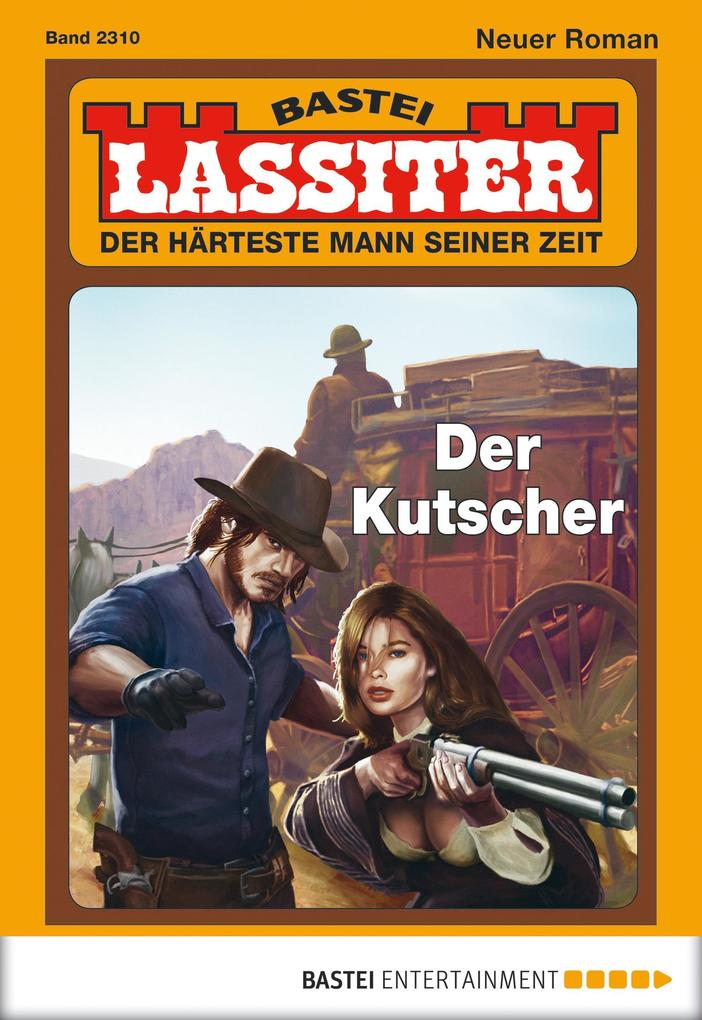 Lassiter - Folge 2310 als eBook von Jack Slade