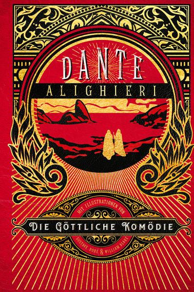 Die Göttliche Komödie als Buch von Dante Alighieri