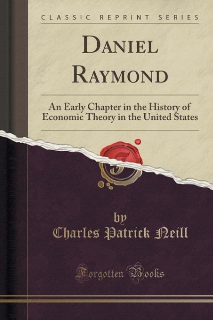 Daniel Raymond als Taschenbuch von Charles Patrick Neill