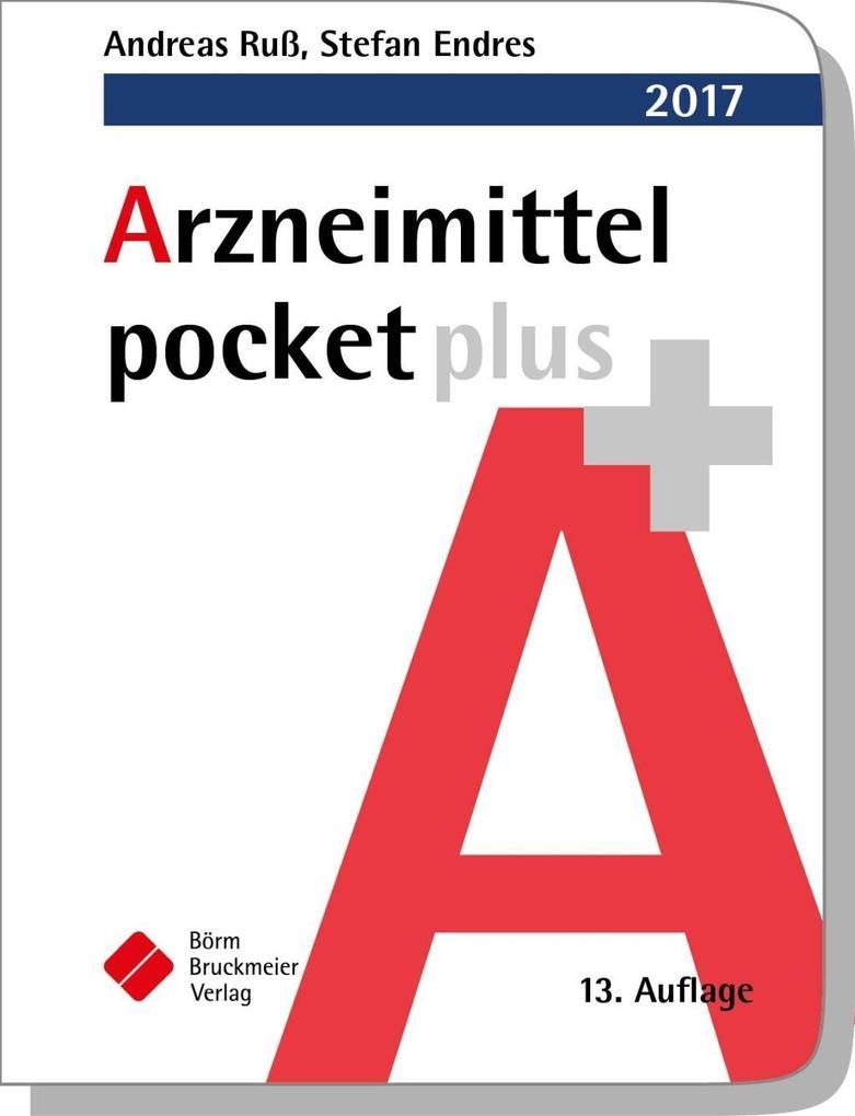 Arzneimittel pocket plus 2017 als Buch von