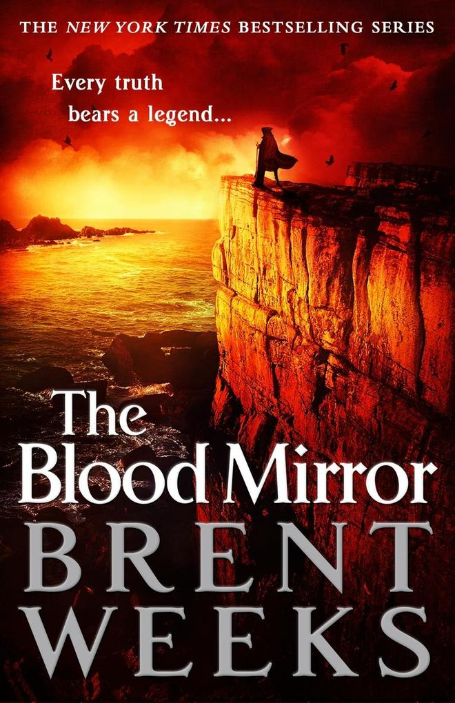 The Blood Mirror als eBook von Brent Weeks