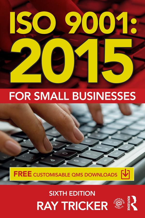 ISO 9001:2015 for Small Businesses als eBook vo...
