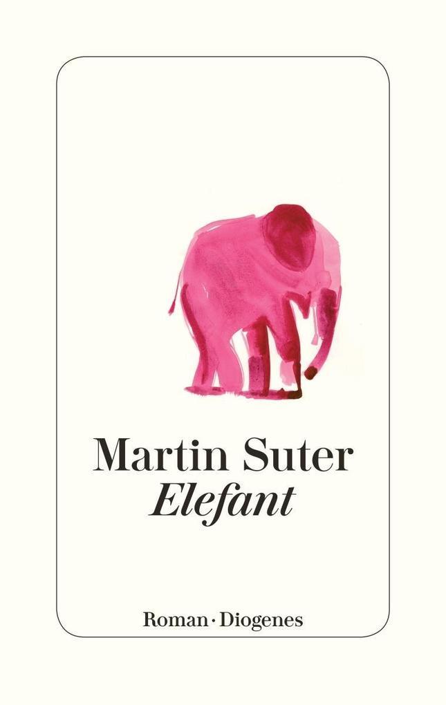 Elefant als Buch von Martin Suter