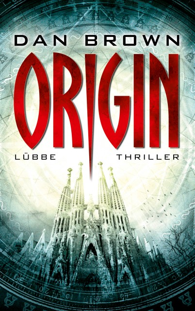 Origin als Buch von Dan Brown