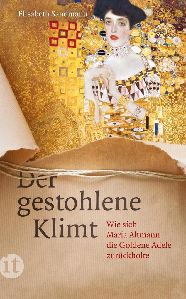 Der gestohlene Klimt als eBook von Elisabeth Sandmann