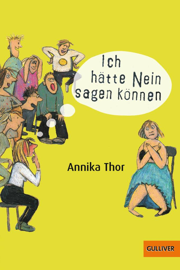 Ich hätte Nein sagen können als eBook von Annika Thor