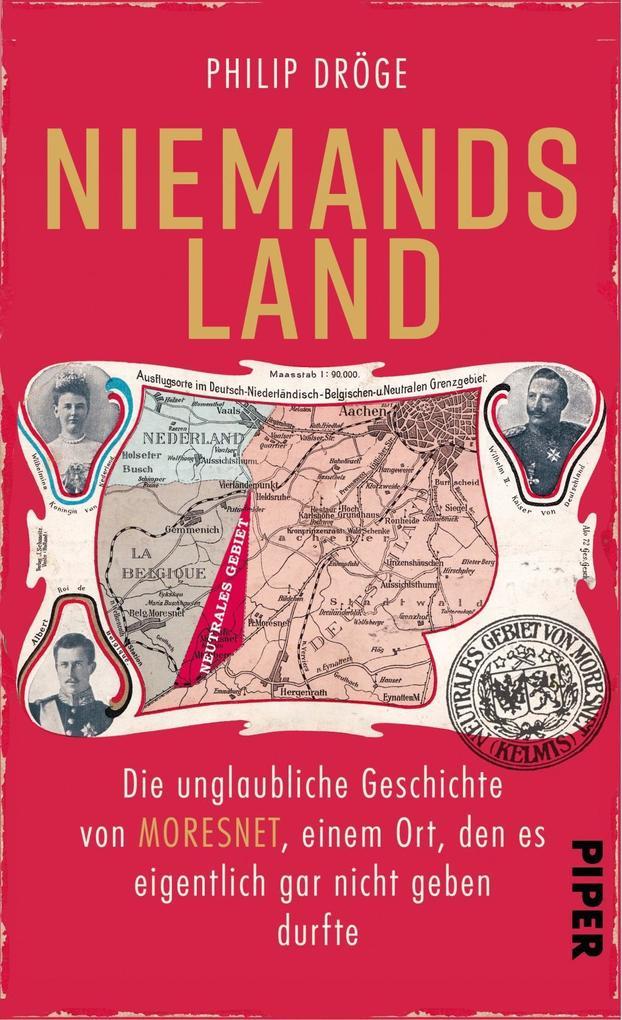 Niemands Land als Buch von Philip Dröge