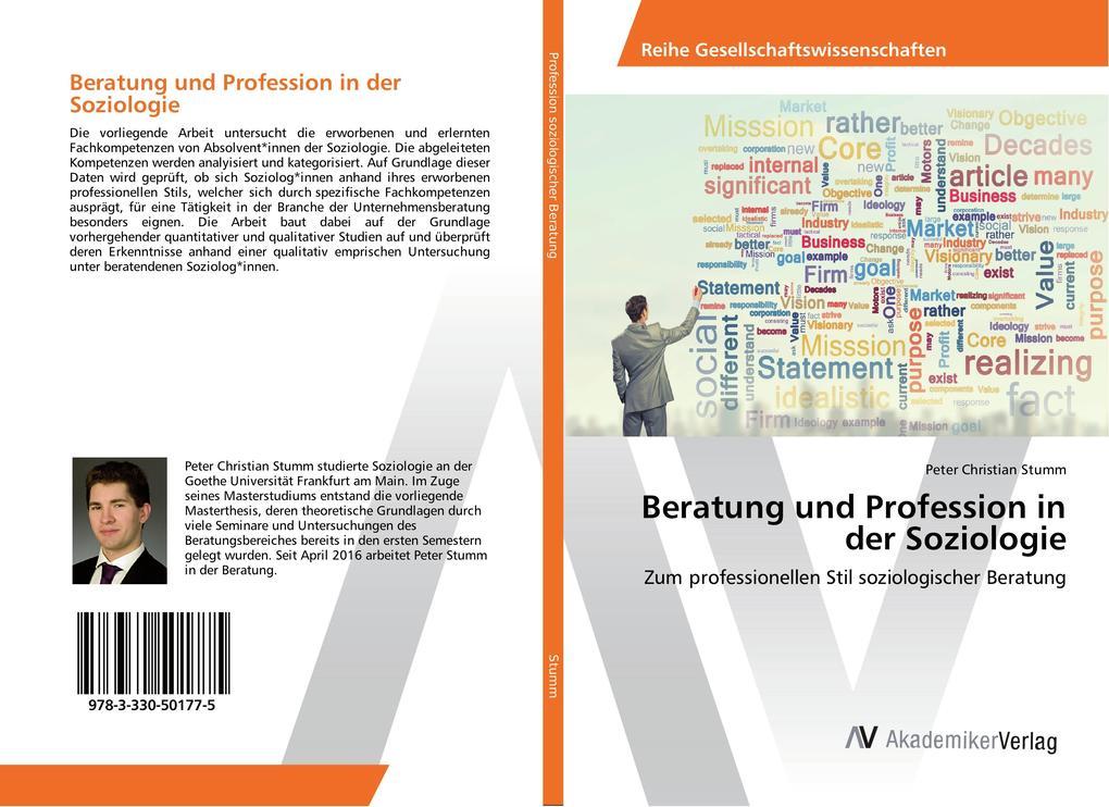 Beratung und Profession in der Soziologie als B...