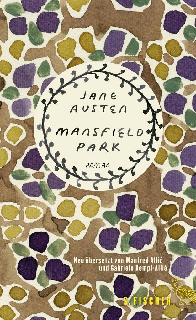 Mansfield Park als Buch von Jane Austen