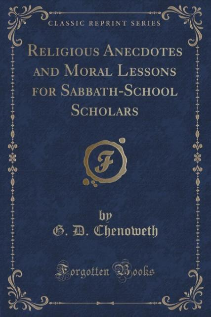 Religious Anecdotes and Moral Lessons for Sabba...